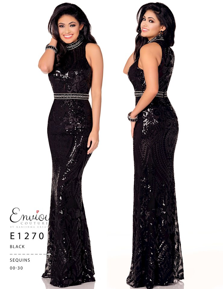 Envious Couture Prom E1270