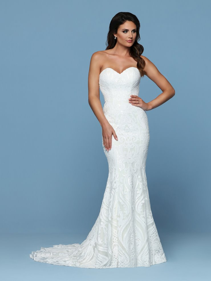 Davinci Bridal Style #50543
