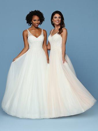Davinci Bridal Style #50544
