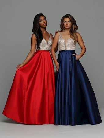 Sparkle Prom Style #71921