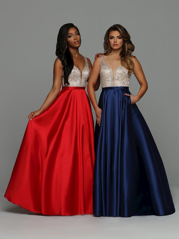 Sparkle Prom Style #71921 Image