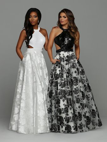 Sparkle Prom Style #71928