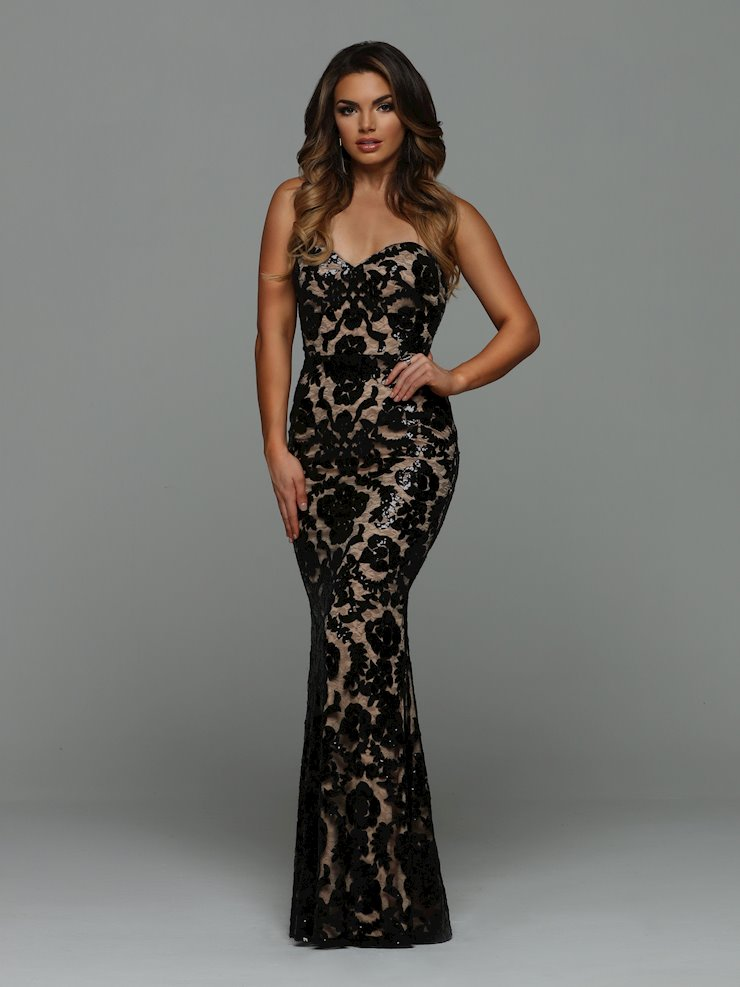 Sparkle Prom Style #71939 Image