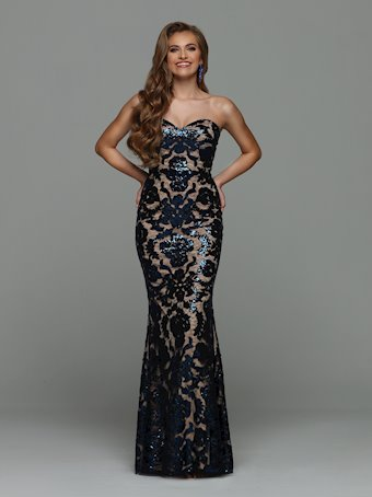 Sparkle Prom Style #71939