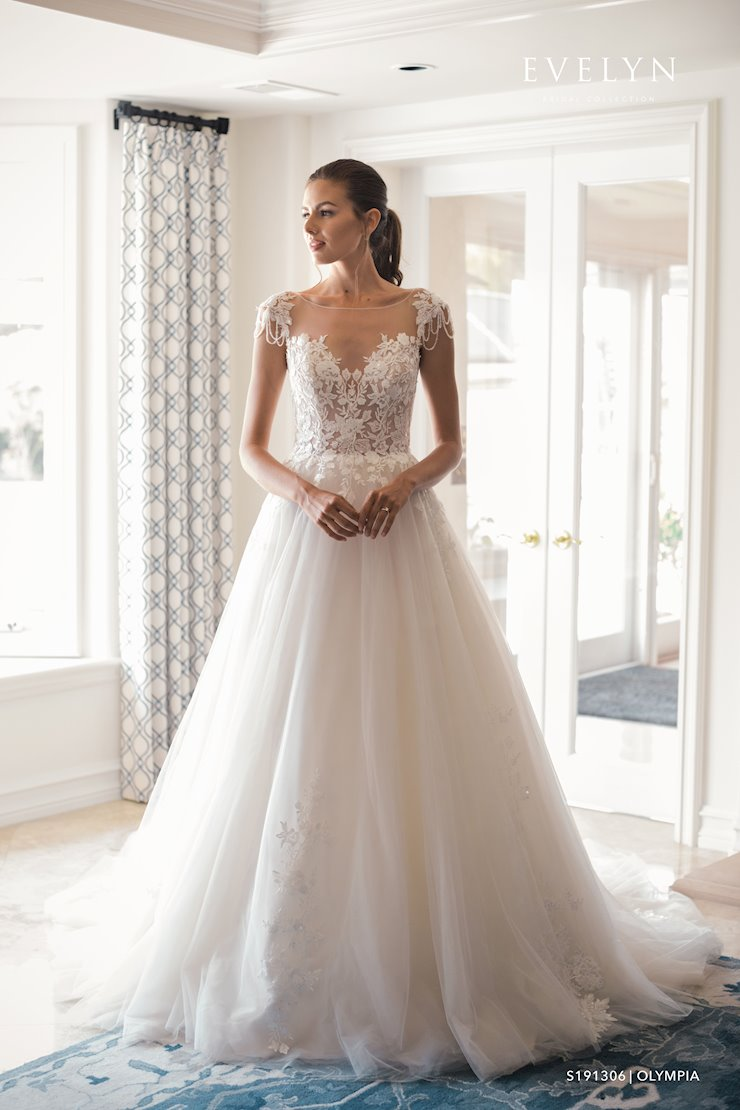 Evelyn Bridal S191306