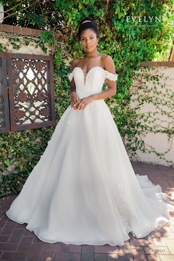 Evelyn Bridal Style #S191307