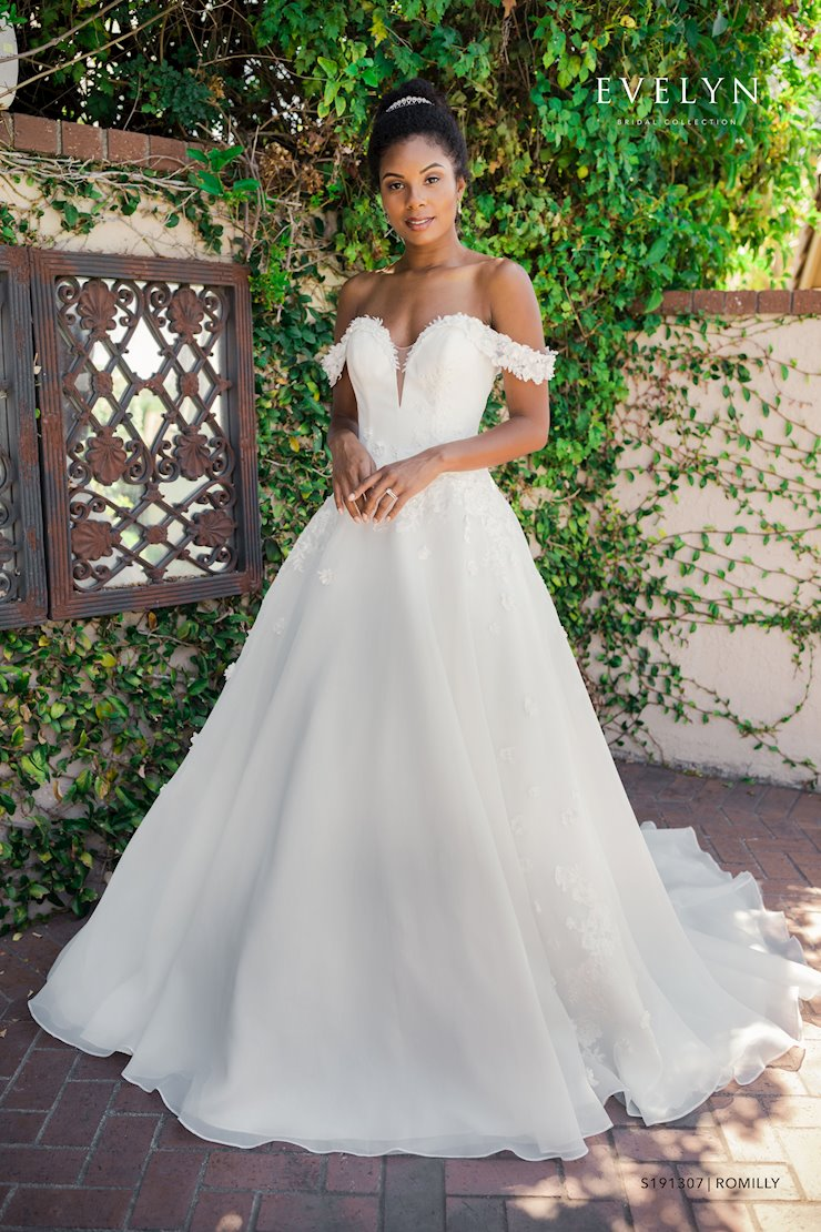 Evelyn Bridal S191307