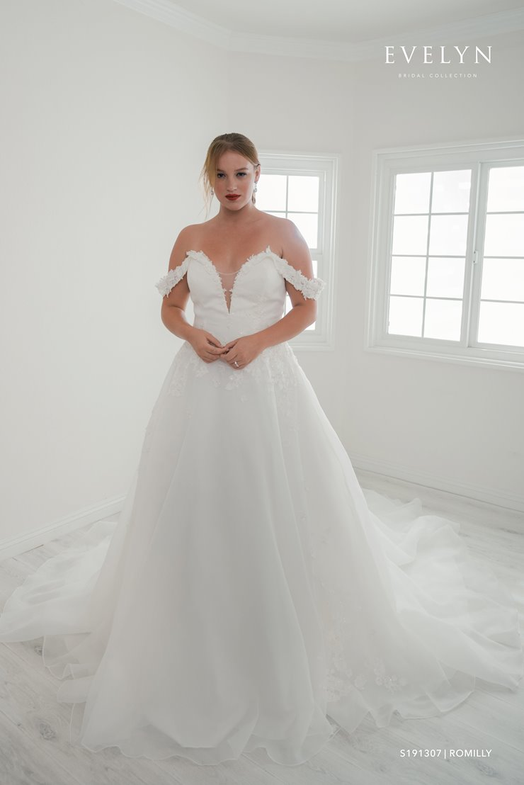 Evelyn Bridal S191307W
