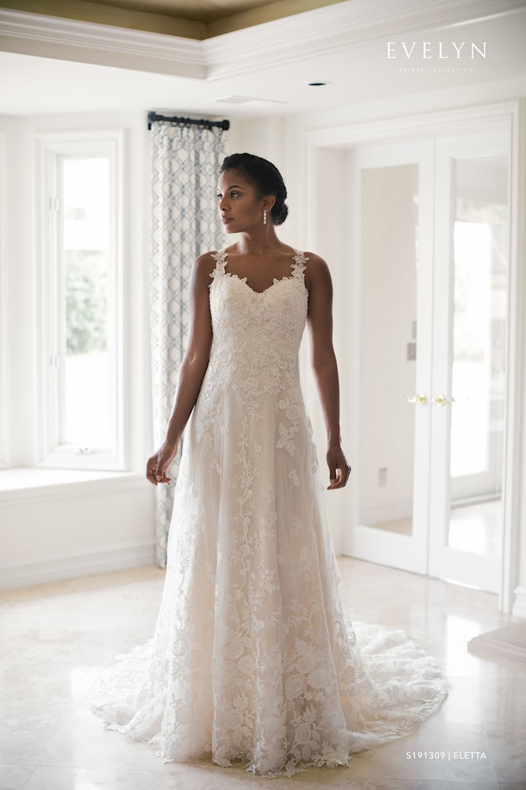 Evelyn Bridal S191309