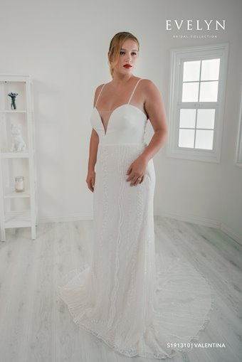 Evelyn Bridal Style #S191310W