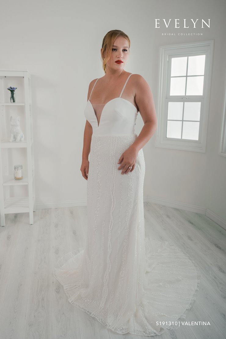 Evelyn Bridal S191310W