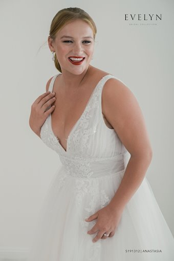 Evelyn Bridal Style #S191312W