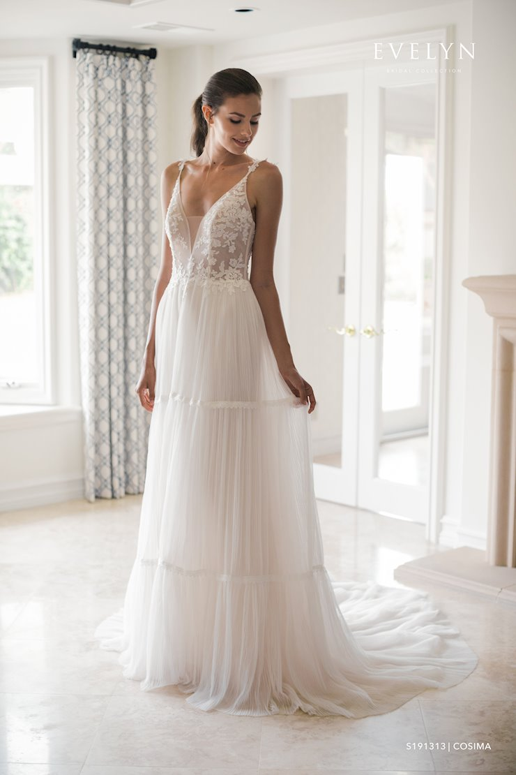 Evelyn Bridal S191313