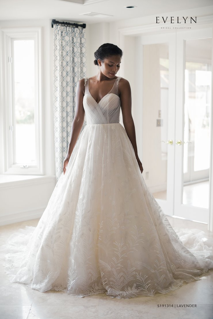 Evelyn Bridal S191314