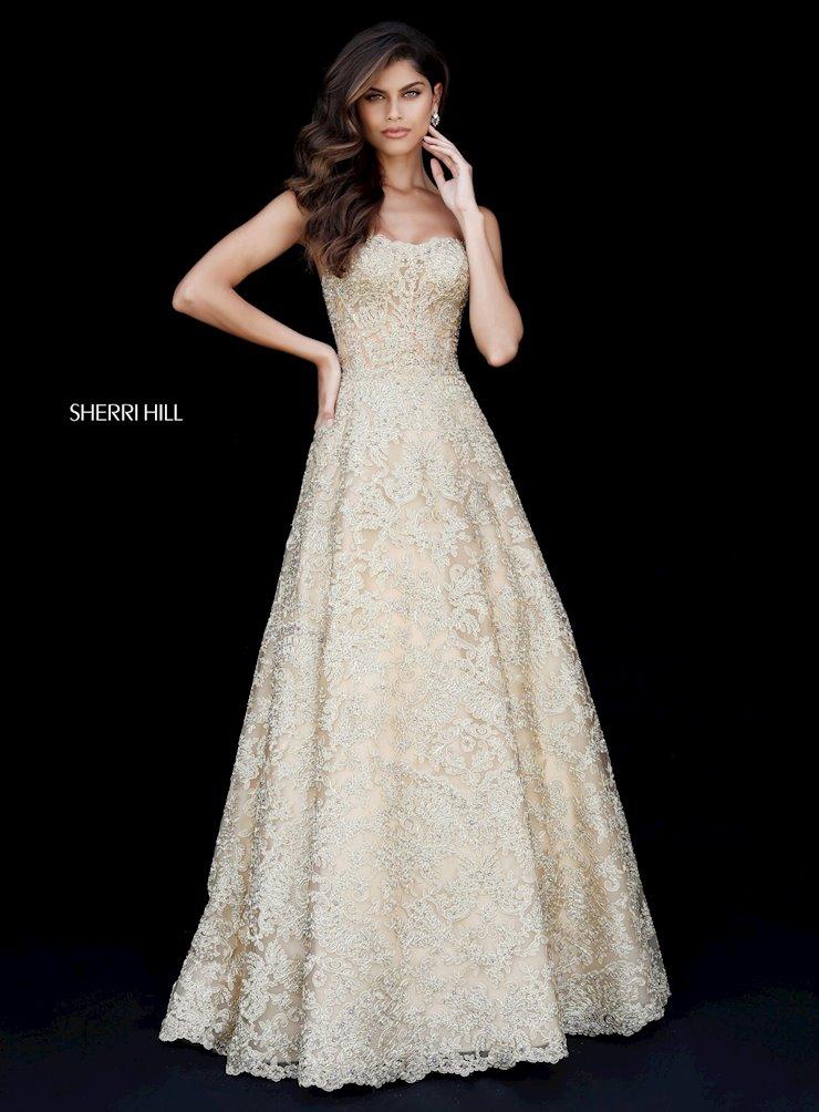 Sherri Hill Style #51572 Image