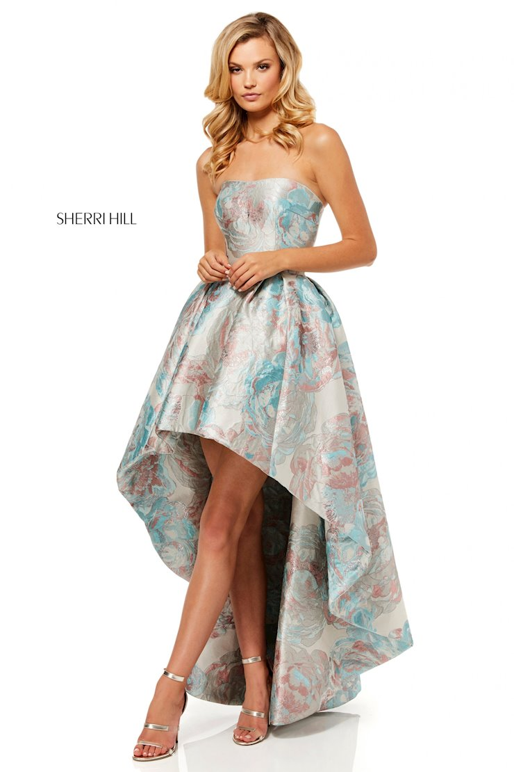Sherri Hill Style #52143 Image