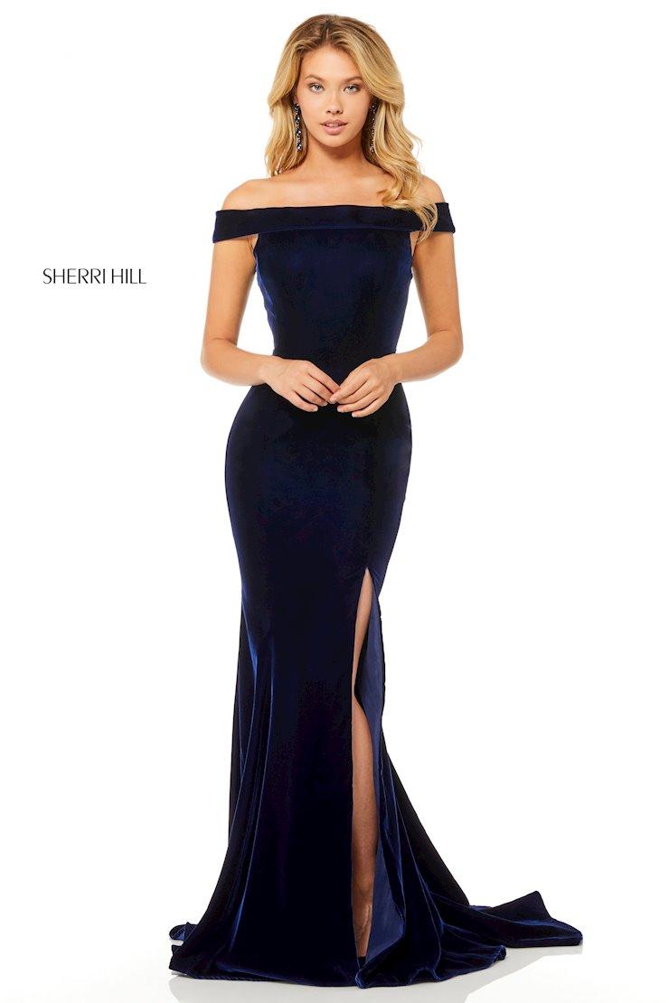 Sherri Hill Style #52180