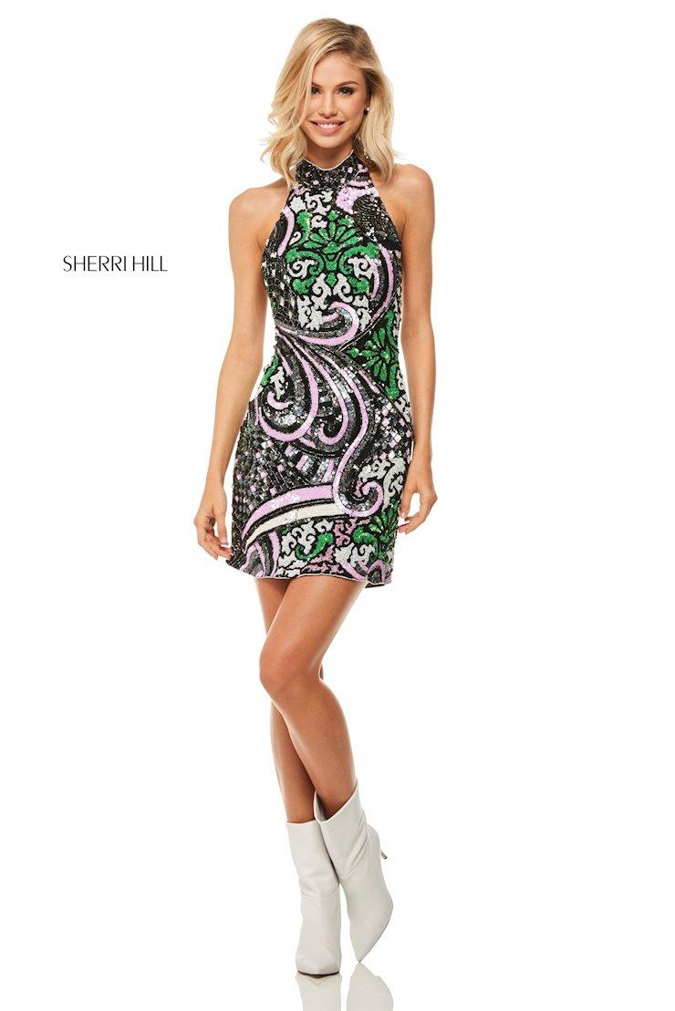 Sherri Hill Style #52214 Image