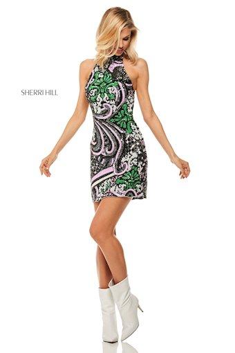 Sherri Hill Style #52214