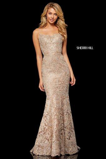 Sherri Hill Style 52348