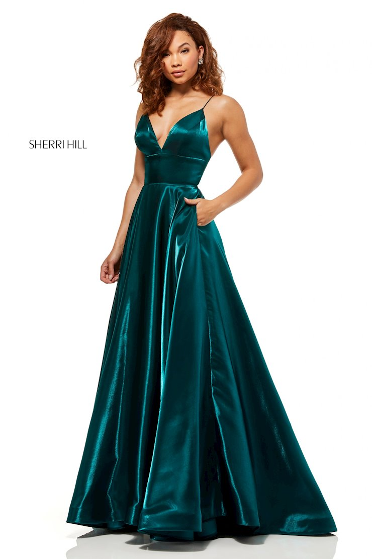 Sherri Hill Style #52424 Image