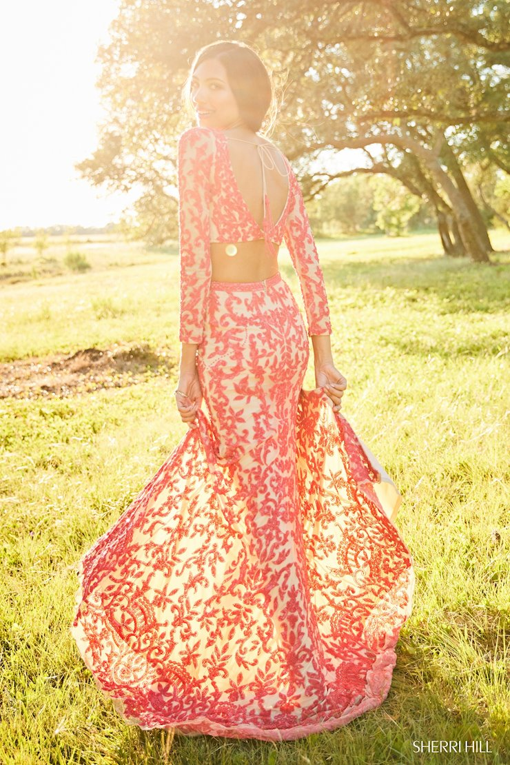 Sherri Hill Style #52459