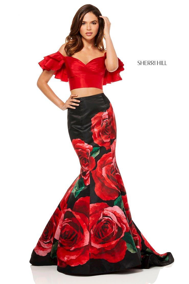 Sherri Hill Style #52470 Image