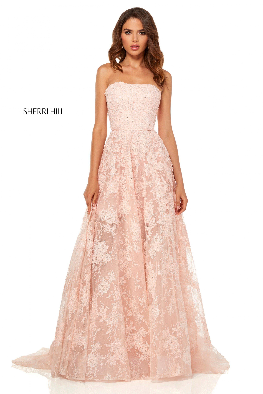 bcc629118367 Sherri Hill - 52477   Nikki's Glitz & Glam Boutique