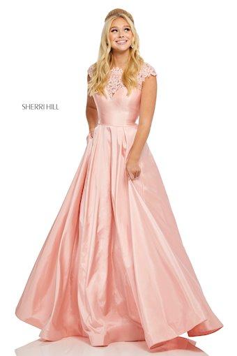 Sherri Hill Style #52487