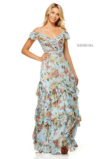 Sherri Hill Style #52533