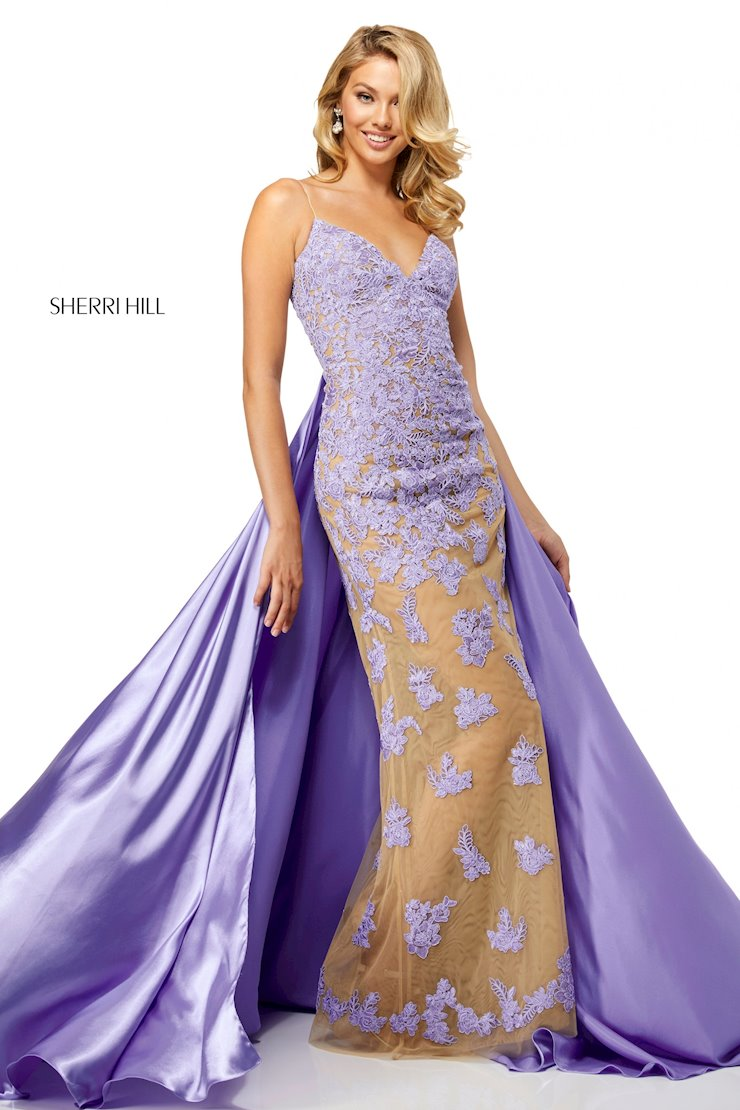 Sherri Hill Style #52538 Image