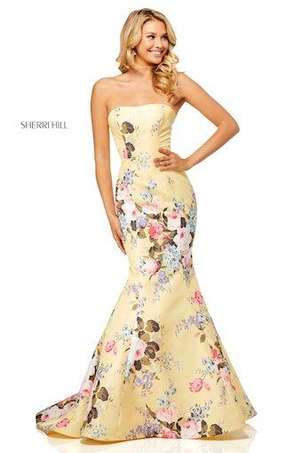 Sherri Hill Style #52551