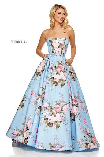 Sherri Hill Style #52553