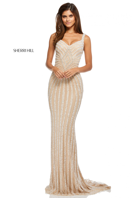 Sherri Hill 52563 Nikki S Glitz And Glam Boutique Prom