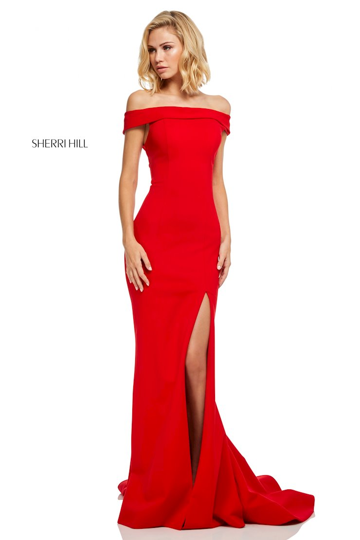 Sherri Hill Style #52607 Image