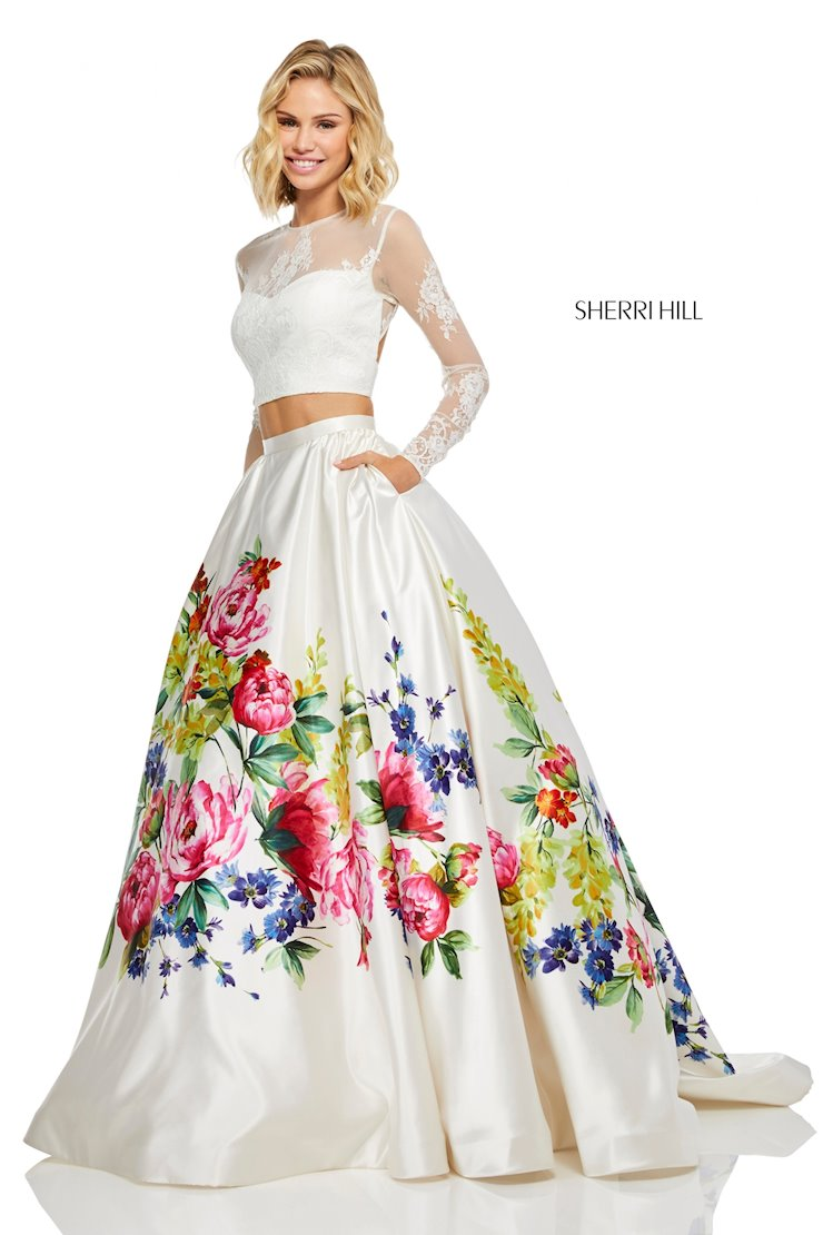 Sherri Hill Style #52625