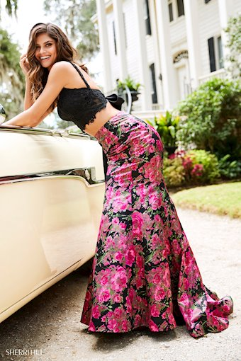 Sherri Hill Style #52628