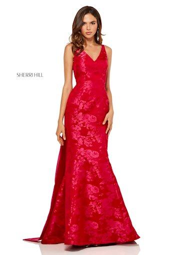 Sherri Hill Style #52637