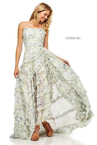 Sherri Hill Style #52665