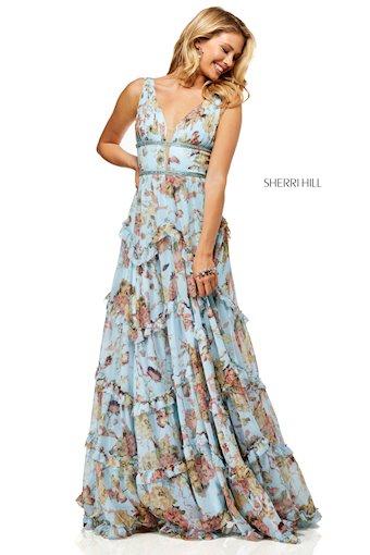 Sherri Hill Style #52667
