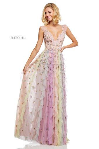 Sherri Hill Style #52668