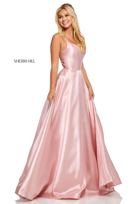 28709cee Sherri Hill - 52715   After Five Fashion