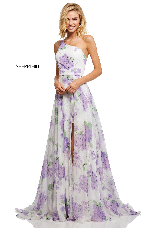 b6da4480f82d Sherri Hill - 52727   Nikki's Glitz & Glam Boutique