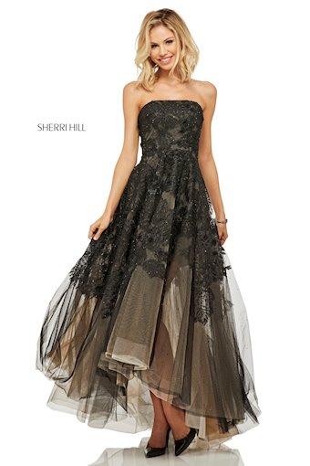 Sherri Hill Style #52740