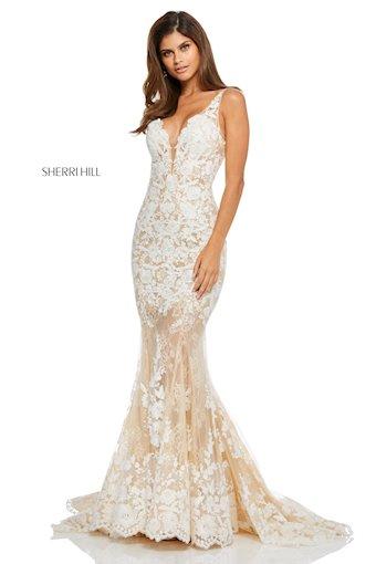 Sherri Hill Style #52743