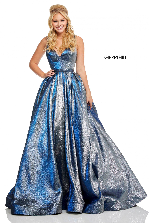 58af278bff82 Sherri Hill - 52755   After Five Fashion