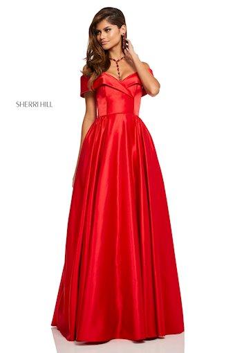 Sherri Hill Style #52769