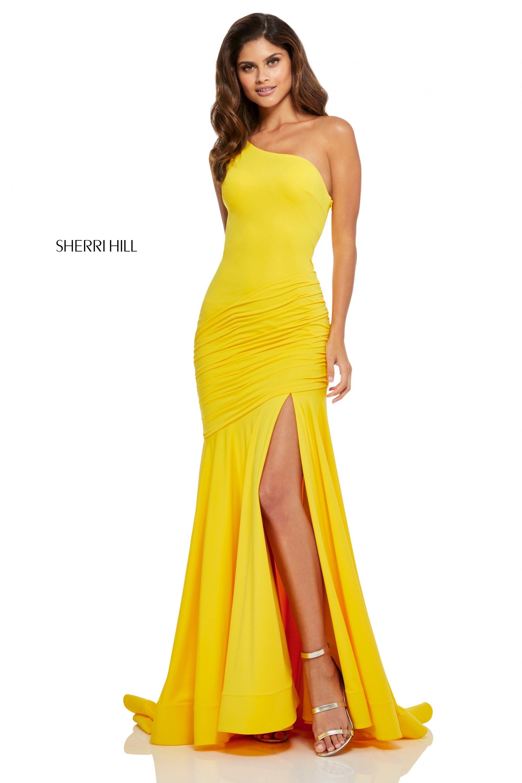 fedbcb73 Sherri Hill - 52789   After Five Fashion