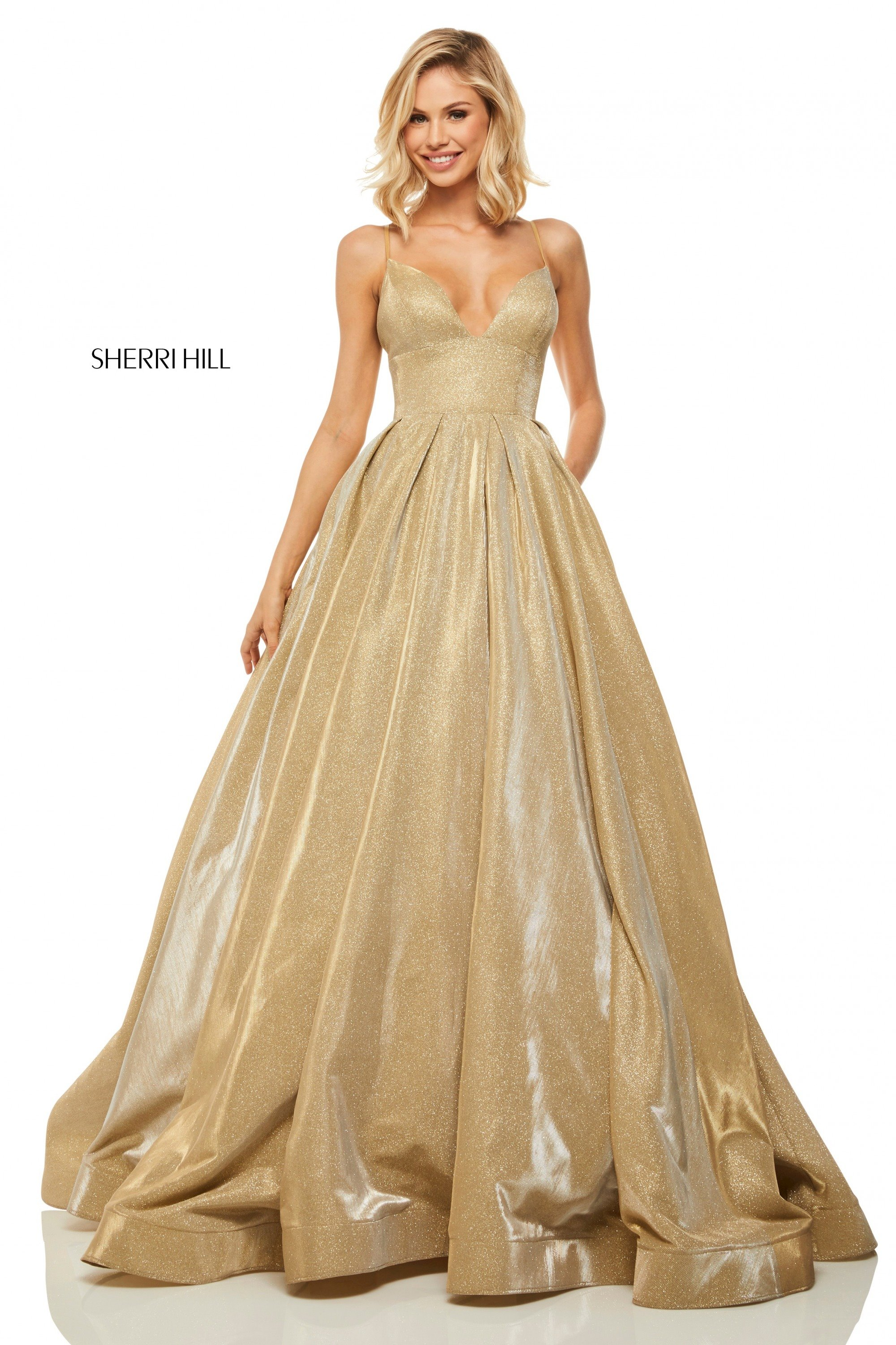 57bf8ad4cea Sherri Hill 52832. Double tap to zoom