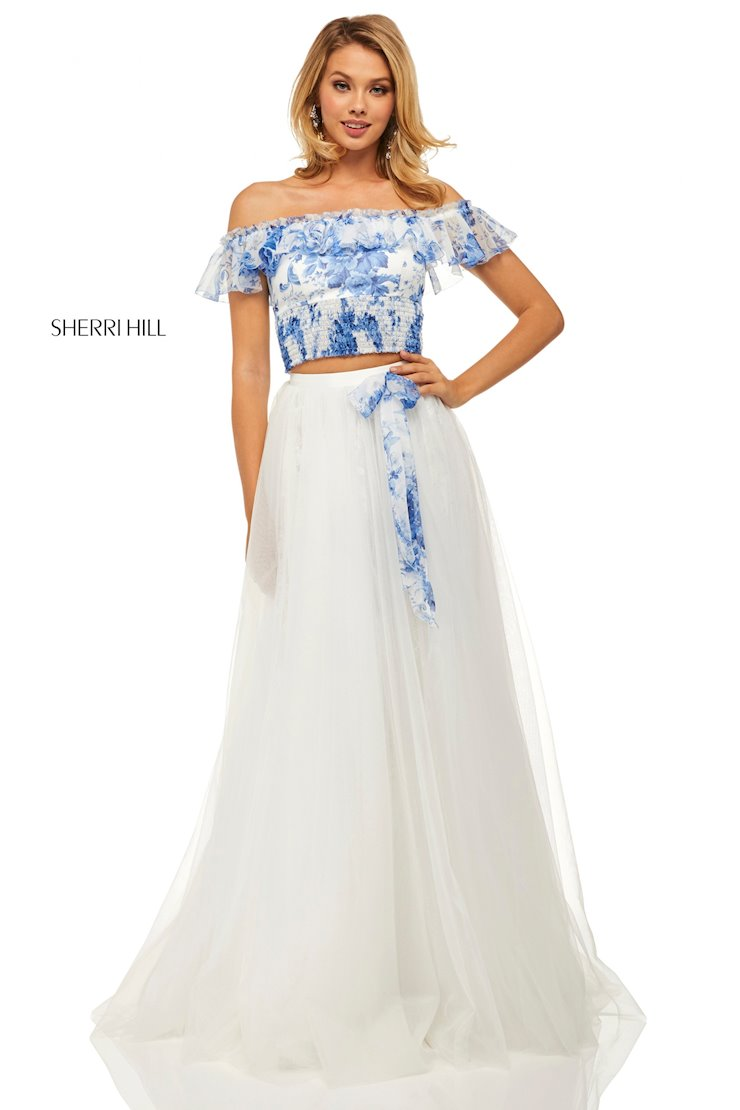 fa20cc0d3403 Sherri Hill Prom Dresses | Grace Kelly's